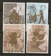 Pays-Bas Netherlands 2012 Albert Heijn Set Complete Obl - Period 1980-... (Beatrix)