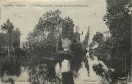 ROCHES SUR ROGNON - Les écluses Et La Station Thermique De La Société D'électricité. - Frankreich