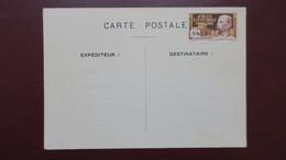 Carte Correspondance Familiale Neuf Avec Timbre AEF - A.E.F. (1936-1958)