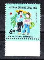 Vietnam  - 1990. Pro Croce Rossa . Primo Soccorso. Pro Red Cross. First Aid. MNH - Croce Rossa