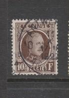 COB 210 Oblitéré ANVERS - 1922-1927 Houyoux