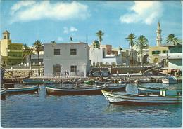 Libya - Tripoli - Fishing Boats / Barche Da Pesca - Libye