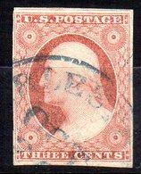Col11   Etats Unis Amerique USA  N° 4  Oblitéré Used Cote 20,00 Euros - 1847-99 Emissions Générales