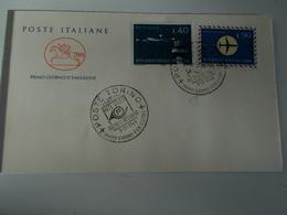 B710  Poste Italiane Rete Aerea Postale Primo Giorno - F.D.C.