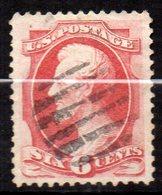 Col11   Etats Unis Amerique USA  N° 42  Oblitéré Used Cote 30,00 Euros - 1847-99 Emissions Générales