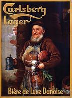 @@@ MAGNET - Carlsberg Lager - Publicitaires