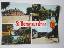 Saint Remy Sur Orne. CIM 3.CP.78.835014-656 - France