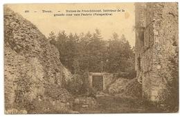 Lot De 3 Cates De THEUX - Ruines Du Châteaux De Franchimont. - Theux