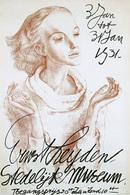 @@@ MAGNET - Ernst Leyden Stedelijk Museum - Publicitaires