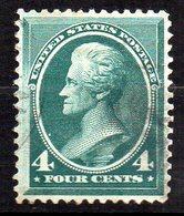 Col11   Etats Unis Amerique USA  N° 61 Oblitéré  Cote 25,00 Euros - Used Stamps