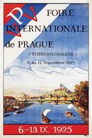 @@@ MAGNET - Foire Internationale De Prague - Publicitaires