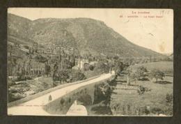 CP-MENDE- Le Pont Neuf - Mende