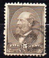 Col11   Etats Unis Amerique USA  N° 62 Oblitéré  Cote 10,00 Euros - 1847-99 Emissions Générales