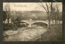 CP-MENDE- Le Pont Paulin Daudé - Mende