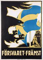 @@@ MAGNET - Försvaret-Främst (The Defence Is Important) - Publicitaires