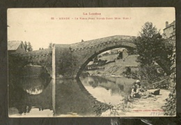 CP-MENDE- Le Vieux Pont Notre Dame - Mende