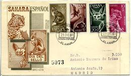 Sahara Español Nº 176/79 En Sobre - Sahara Español