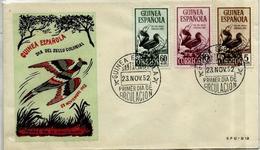 Guinea Española Nº 318/20 En Sobre - Guinea Española