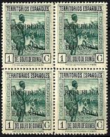 Guinea Española Nº 216 En Nuevo - Guinea Española