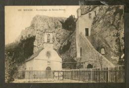 CP-MENDE- Hermitage De Saint-Privat - Mende