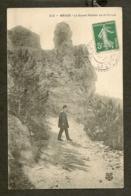 CP-MENDE- Le Grand Rocher De Saint-Privat - Mende