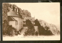 CP-MENDE- L'Hermitage Et La Chapelle - Mende