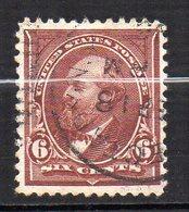 Col11   Etats Unis Amerique USA  N° 102 Oblitéré  Cote  22,50 Euros - Used Stamps
