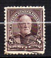 Col11   Etats Unis Amerique USA  N° 103 Oblitéré  Cote  17,00 Euros - Used Stamps