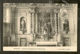 CP-MENDE- Autel De L'Eglise Des Pénitents - Mende