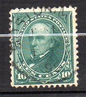 Col11   Etats Unis Amerique USA  N° 104 Oblitéré  Cote  15,00 Euros - 1847-99 Emissions Générales