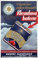 @@@ MAGNET - Klesnilova Baterie - Publicitaires