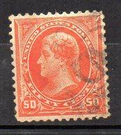 Col11   Etats Unis Amerique USA  N° 106 Oblitéré  Cote  125,00 Euros - Used Stamps
