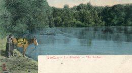 PALESTINE Jordan - Le Jourdain - The Jordan - Unused Undivided Rear - Palestine
