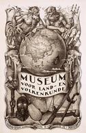 @@@ MAGNET - Museum Voor Land- En Volkenkunde Rotterdam - Publicitaires