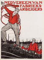 @@@ MAGNET - Ned. Vereen. Van Fabrieksarbeiders - Publicitaires