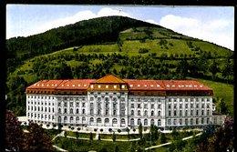 DA445 RADIOVE LAZNE JACHYMOV, RADIUM PALACE HOTEL - Germania
