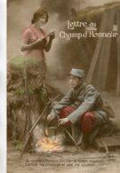 FRANCE - Patriotic - Lettre Du Champd'Honneur- World War One WWI - Patriotic