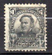 Col11   Etats Unis Amerique USA  N° 155 Oblitéré Used  Cote  62,50 Euros - Used Stamps
