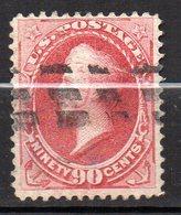 Col11   Etats Unis Amerique USA  N° 49 Oblitéré Used  Cote  300,00 Euros - 1847-99 Emissions Générales