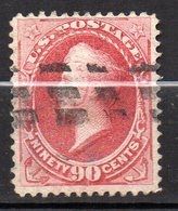 Col11   Etats Unis Amerique USA  N° 49 Oblitéré Used  Cote  300,00 Euros - Used Stamps