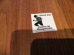 """Ticket De Cinéma Plougonvelin (29) """"L'Allumé D'or"""" - Tickets - Vouchers"""