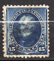Col11   Etats Unis Amerique USA  N° 78 Oblitéré Used  Cote  25,00 Euros - Used Stamps