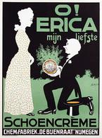 @@@ MAGNET - O! Erica Mijn Liefste Schoencrème - Publicitaires