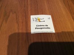 """Ticket De Cinéma Plougonvelin (29) """"Le Jour Le Plus Court (allumette)"""" - Tickets - Vouchers"""