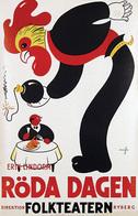 @@@ MAGNET - Röda Dagen Folkteatern - Publicitaires