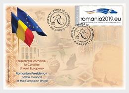 Roemenië / Romania - Postfris/MNH - FDC President EU 2019 - 1948-.... Republieken