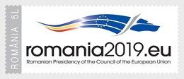 Roemenië / Romania - Postfris/MNH - President EU 2019 - 1948-.... Republieken