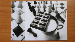 JEU - ECHECS - CHESS - ECHECS - Chess Chocolate - Chess