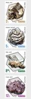 Roemenië / Romania - Postfris/MNH - Complete Set Mineralen 2018 - 1948-.... Republieken