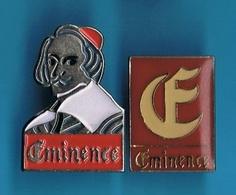2 PIN'S  //    ** ÉMINENCE ** - Trademarks